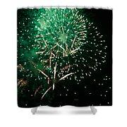 10223 Alstervergnuegen Fireworks 2013 Shower Curtain