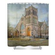 First Avenue Presbyterian Church  Shower Curtain