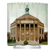 First Baptist Church Of Asheville North Carolina Shower Curtain