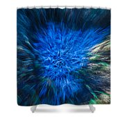 First Frost-5 Shower Curtain
