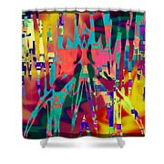 First Impressions Shower Curtain