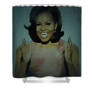 First Lady Shower Curtain