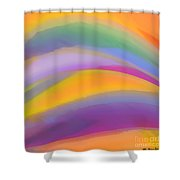 First Light Shower Curtain