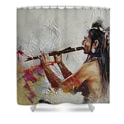 First Nations 40 Shower Curtain