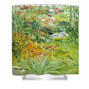 First Of July Shower Curtain