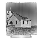 First Presbyterian Church Shower Curtain