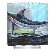 First Run 00102 Shower Curtain