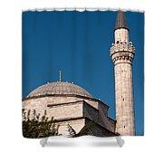Firuz Aga Mosque Shower Curtain