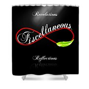 Fiscellaneous Shower Curtain