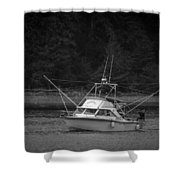 Fisherman's Catch Shower Curtain