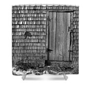 Fishing Shed 12 Shower Curtain
