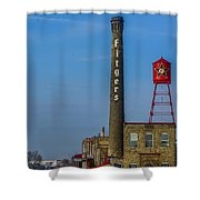 Fitgers Hotel And Brewery Shower Curtain