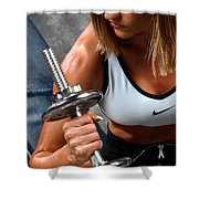 Fitness 26-2 Shower Curtain