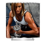 Fitness 27-2 Shower Curtain