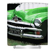 Fj Holden Shower Curtain