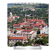 Flagler College St Augustine Florida Shower Curtain