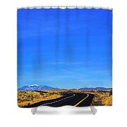 Flagstaff Shower Curtain