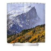 Flat Top Shower Curtain
