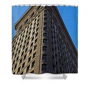 Flatiron Building New York Shower Curtain