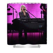 Fleetwood Mac - Christine Mcvie Shower Curtain