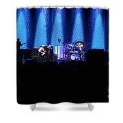Fleetwood Mac Reunited Band Shower Curtain