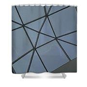 Flint Air Shower Curtain
