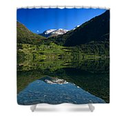 Flo Norway Shower Curtain