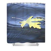 Float Away Shower Curtain