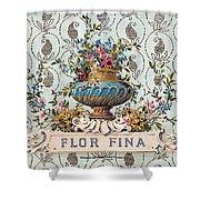 Flor Fina Shower Curtain
