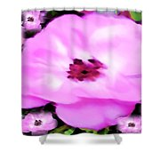 Floral Arrangement Shower Curtain
