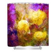 Floral Art Xxxxv Shower Curtain