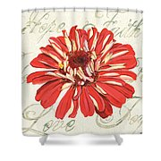 Floral Inspiration 1 Shower Curtain