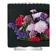 Floral Mix Shower Curtain