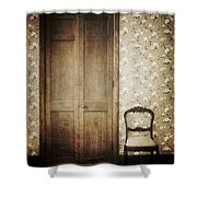Floral Patterns Shower Curtain
