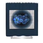 Floral Wonder 12 Shower Curtain