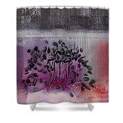 Floralart - 02b Shower Curtain