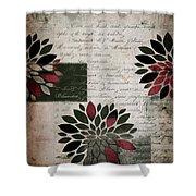 Floralis - 889a Shower Curtain