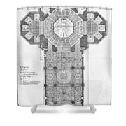 Florence: Cathedral Shower Curtain