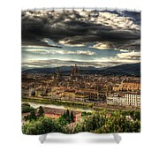 Florence Shower Curtain