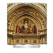Florence - Santa Maria Del Fiore  Shower Curtain