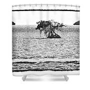 Florida Bay Shower Curtain