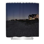 Florida Night Shower Curtain