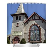 Florida Reform Church Shower Curtain