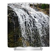Florida Waterfall Shower Curtain