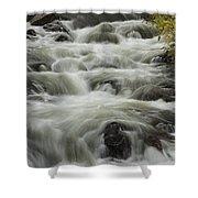 Waterflow Shower Curtain