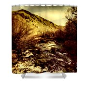 Flow V14 Shower Curtain