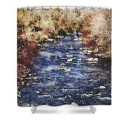 Flow V15 Shower Curtain