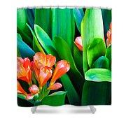 Flower 40 Shower Curtain