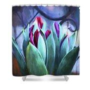 flower art life is like a garden painting by jordan blackstone. Black Bedroom Furniture Sets. Home Design Ideas