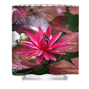 Flower Garden 67 Shower Curtain